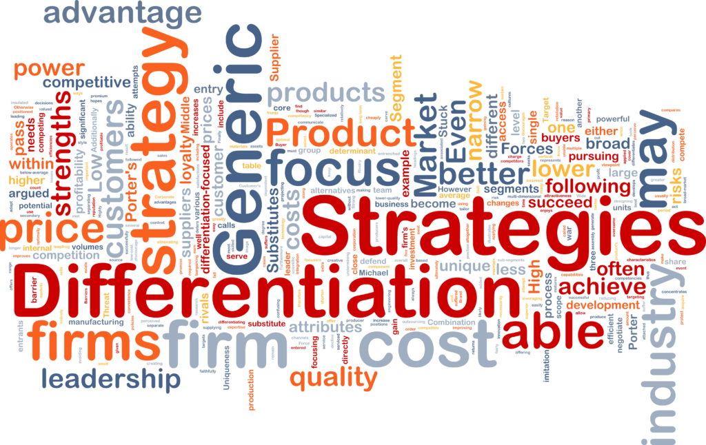 strategies for small business differentiation essay Small business marketing business marketing analysis of market skimming strategies more about business marketing analysis of market skimming strategies.